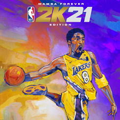 NBA 2K21 Mamba Forever Edition (PS4)