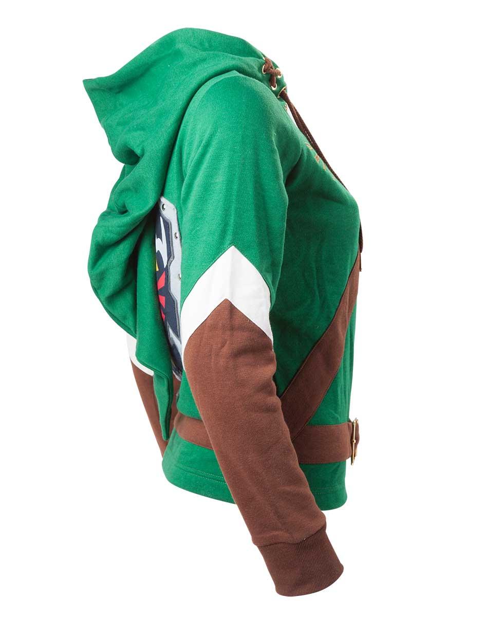 Zelda - Link Cosplay Hoodie