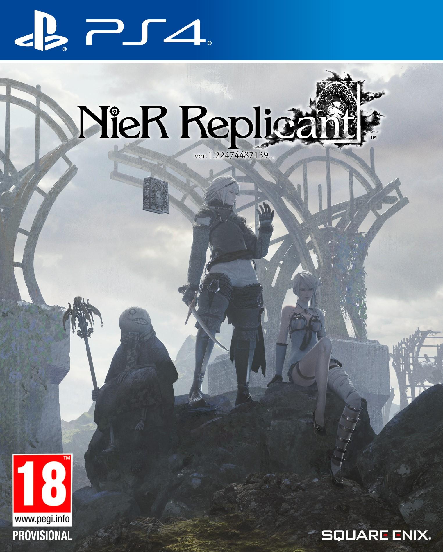 Nier Replicant (PS4)