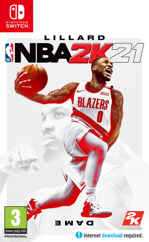 NBA 2K21 (NS) - Greek