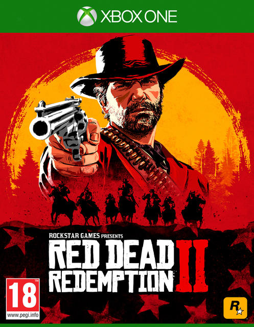Red Dead Redemption 2 (XB1)