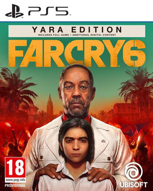 Far Cry 6 Yara Edition (PS5)