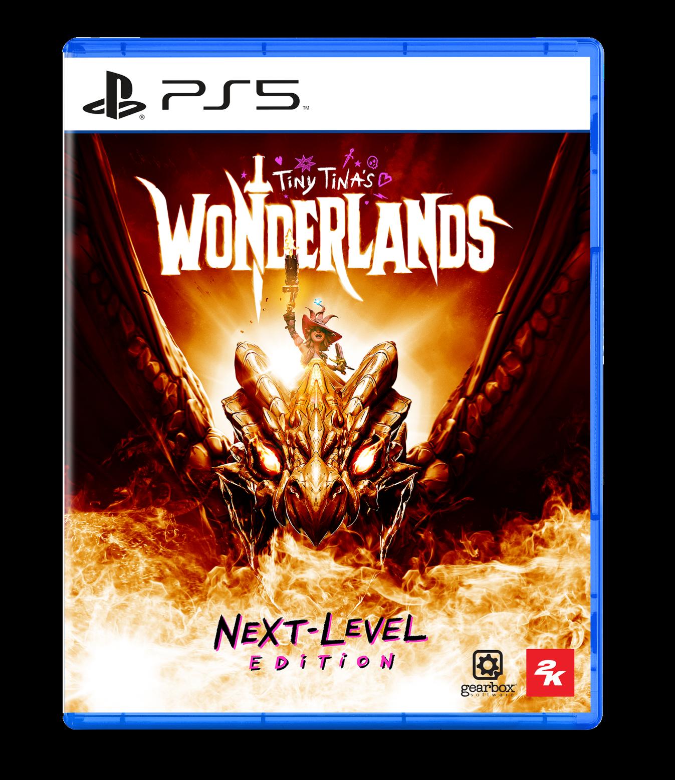Tiny Tina's Wonderlands Next Level Edition (PS5)