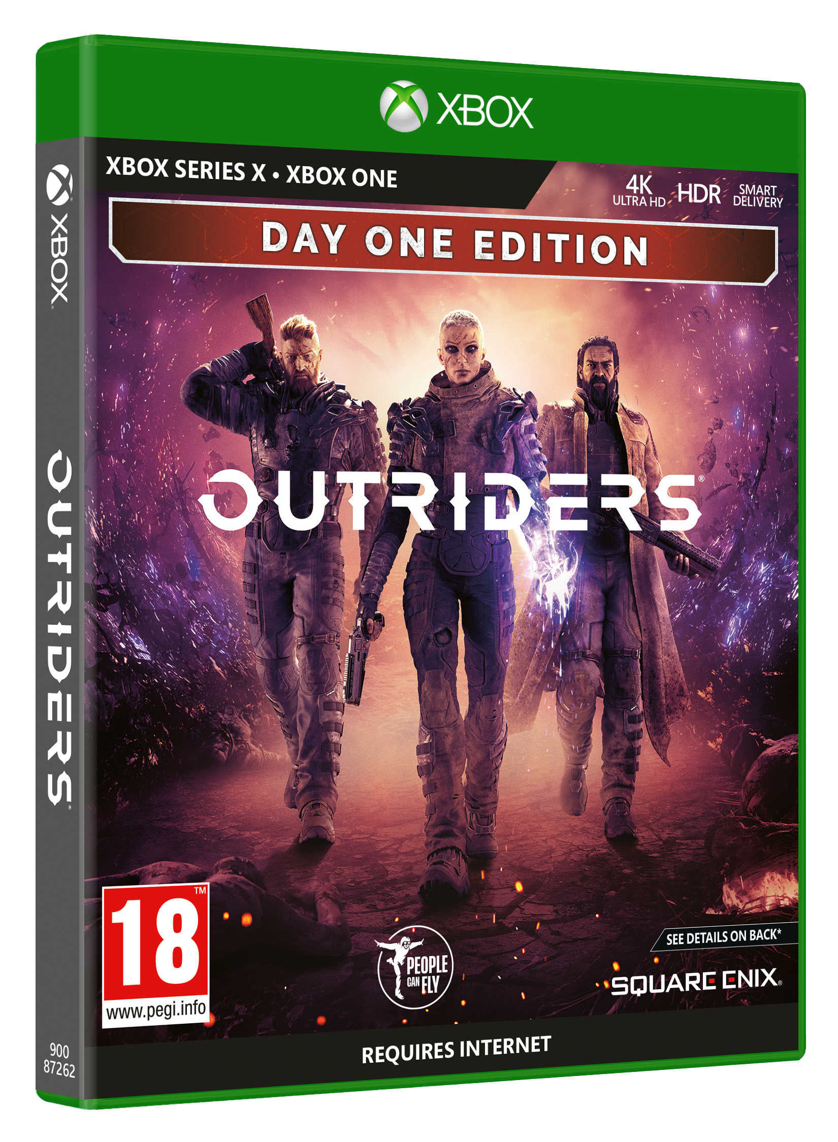 Outriders Day One Edition (XB1)