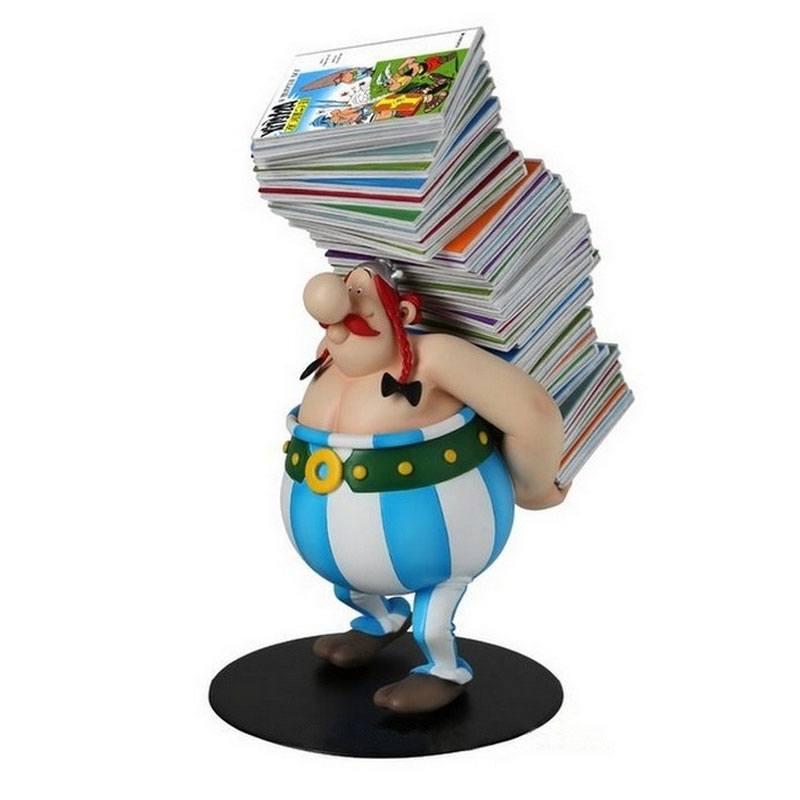 Asterix Collectoys Statue Obelix 21 cm