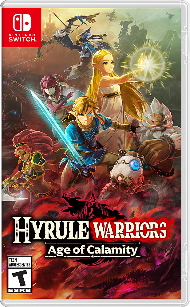 Hyrule Warriors Age Calamity (NS)