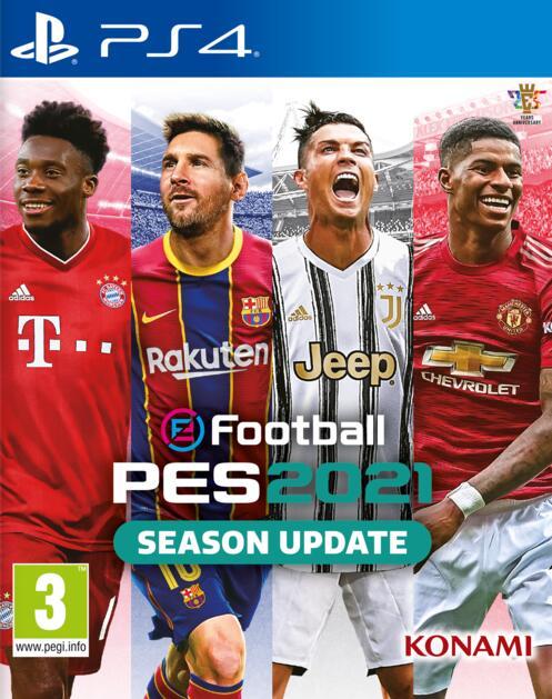 eFootball PES 2021 Season Update (PS4)