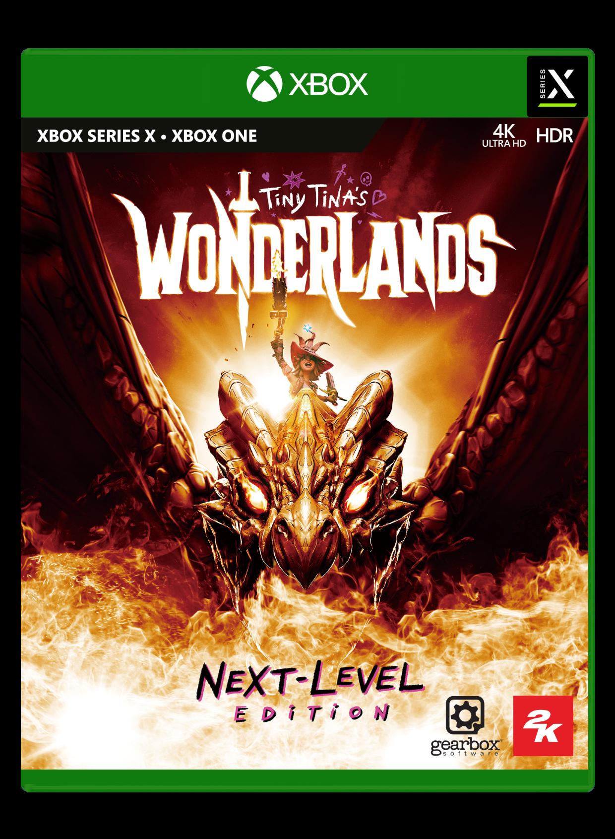 Tiny Tina's Wonderlands Next Level Edition (Xbox Series X)