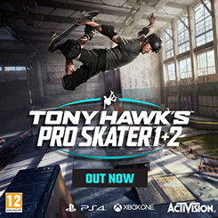 Tony Hawk Pro Skater 1-2 Remastered (PS4)