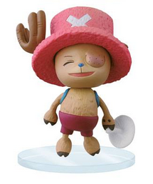 One Piece Dramatic Showcase Chopper 6 cm