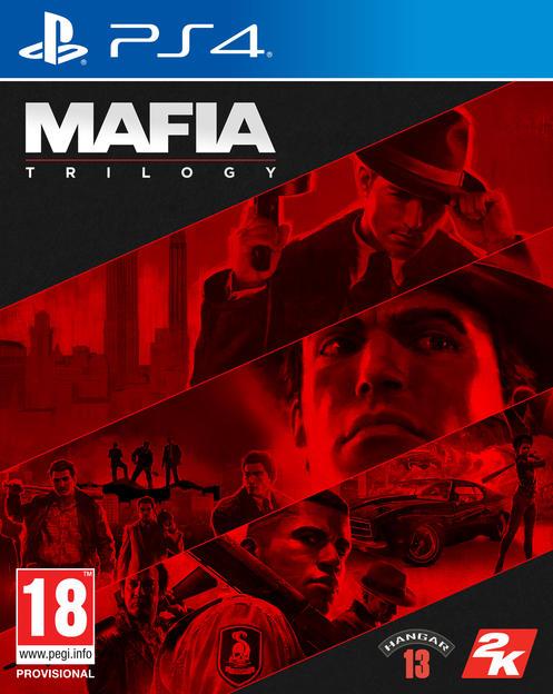 Mafia Trilogy: Definitive Edition (PS4)