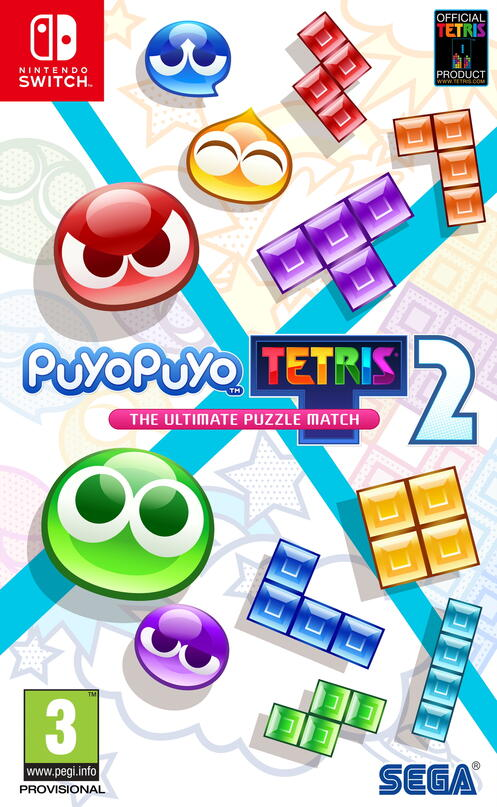 Puyo Puyo Tetris 2 (NS)