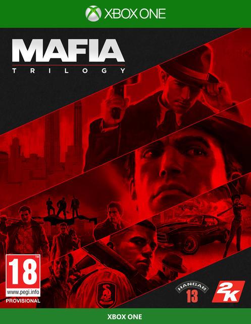 Mafia Trilogy: Definitive Edition (XB1)