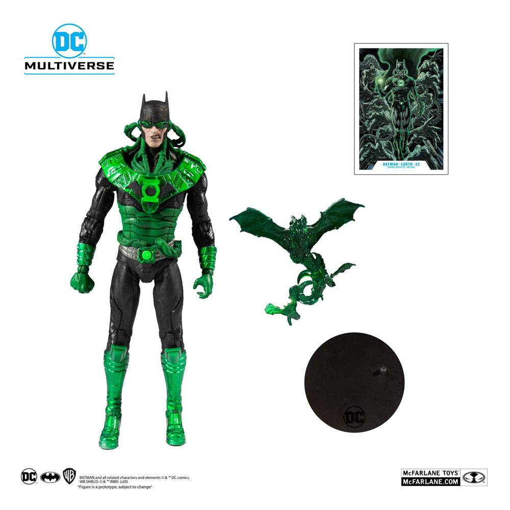 DC Multiverse Action Figure Dark Nights Metal Dawn Breaker 18 cm