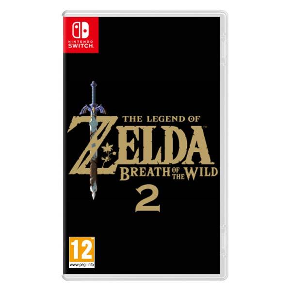 The Legend of Zelda: Breath of the Wild 2 (NS)