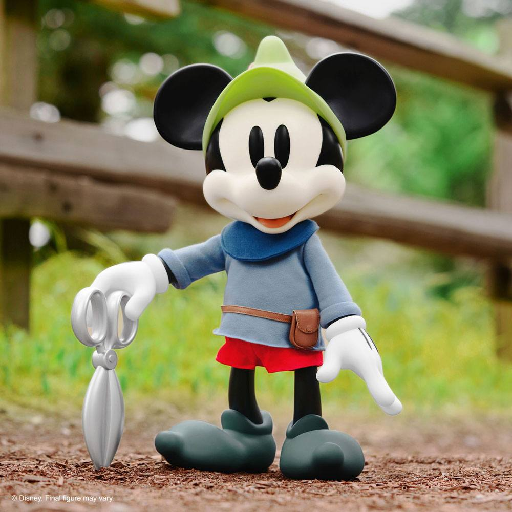 Disney Supersize Vinyl Figure Brave Little Tailor Mickey Mouse 40 cm