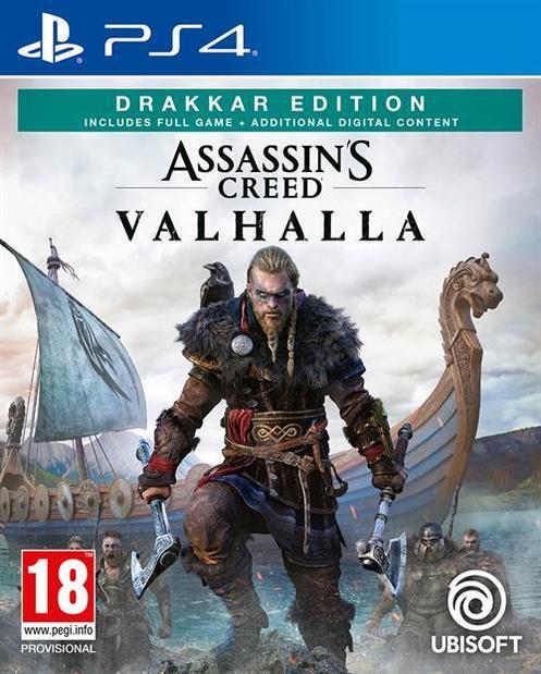 Assassin's Creed® Valhalla Drakkar Edition (PS4)