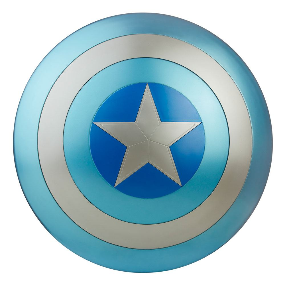 The Infinity Saga - Captain America: The Winter Soldier Marvel Legends Series Stealth Shield 60 cm