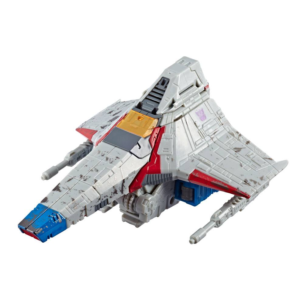 Transformers Generations War for Cybertron: Siege Action Figures Voyager 2020 Wave 2 Starscream 18 cm
