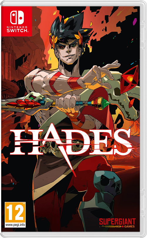 Hades Collector's Edition (NS)