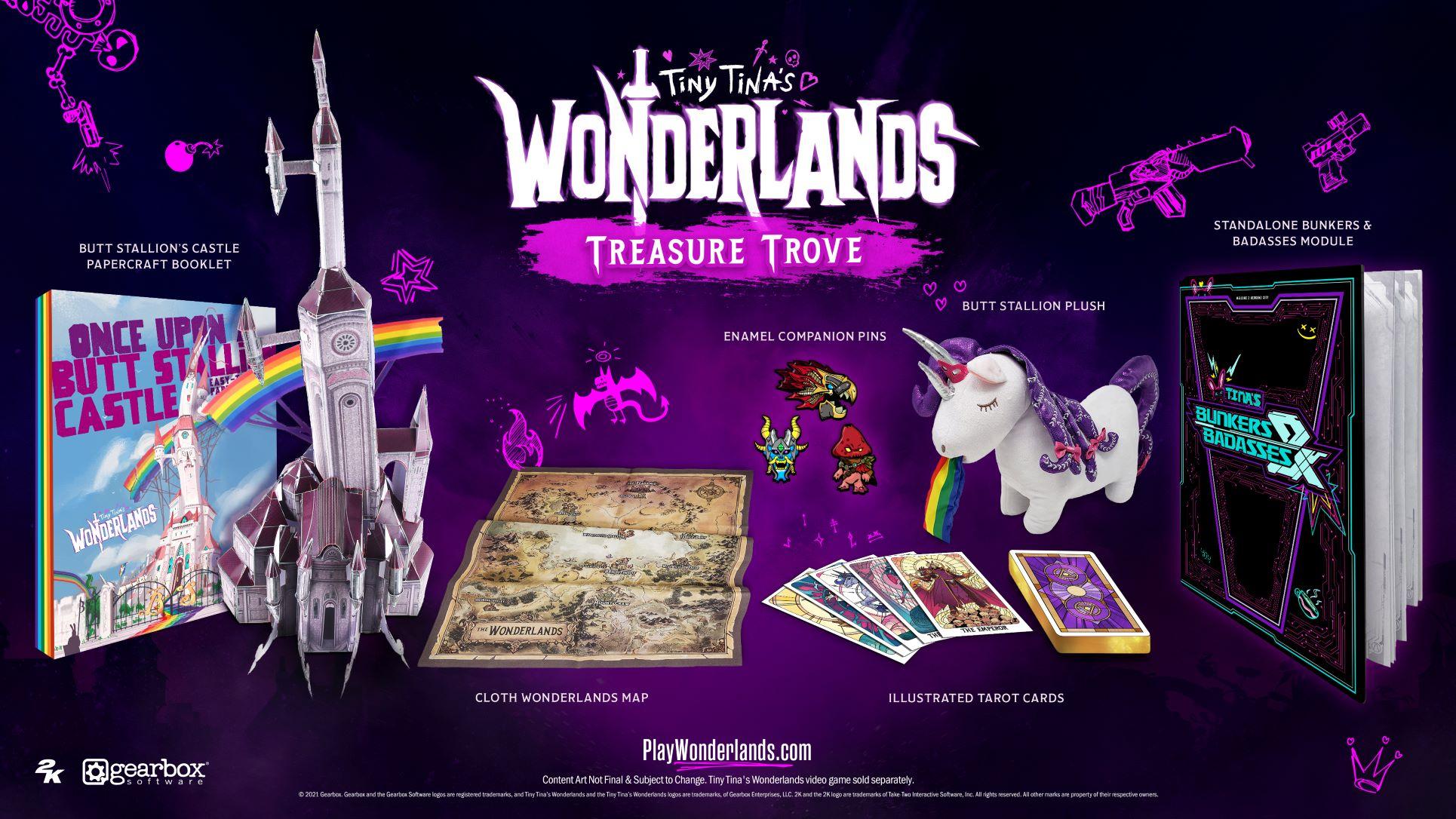 Tiny Tina's Wonderlands Treasure Trove (No Game)