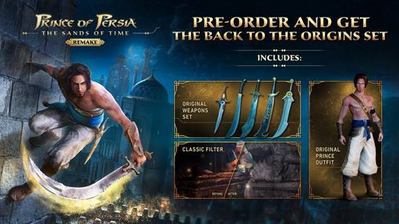 Prince of Persia The Sands of Time Remake (XB1)