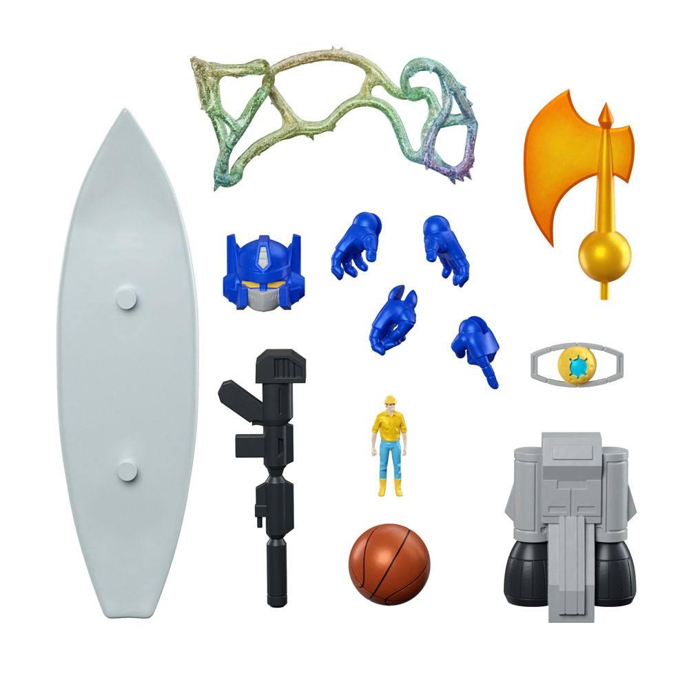 Transformers Ultimates Action Figure Optimus Prime 20 cm