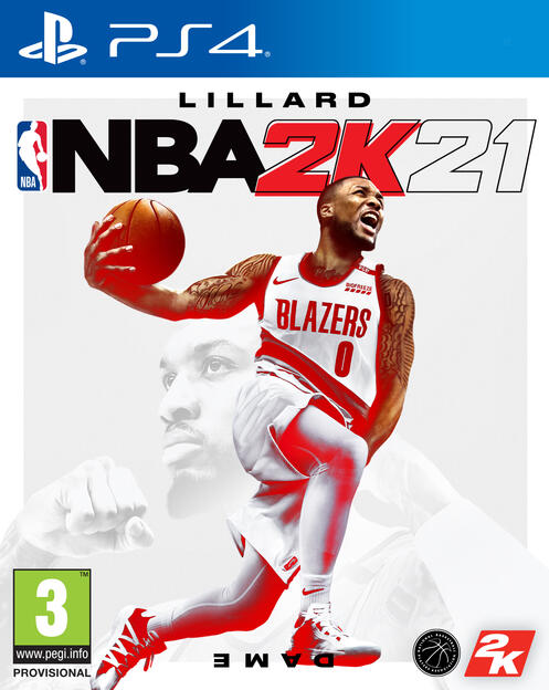 NBA 2K21 (PS4) - English