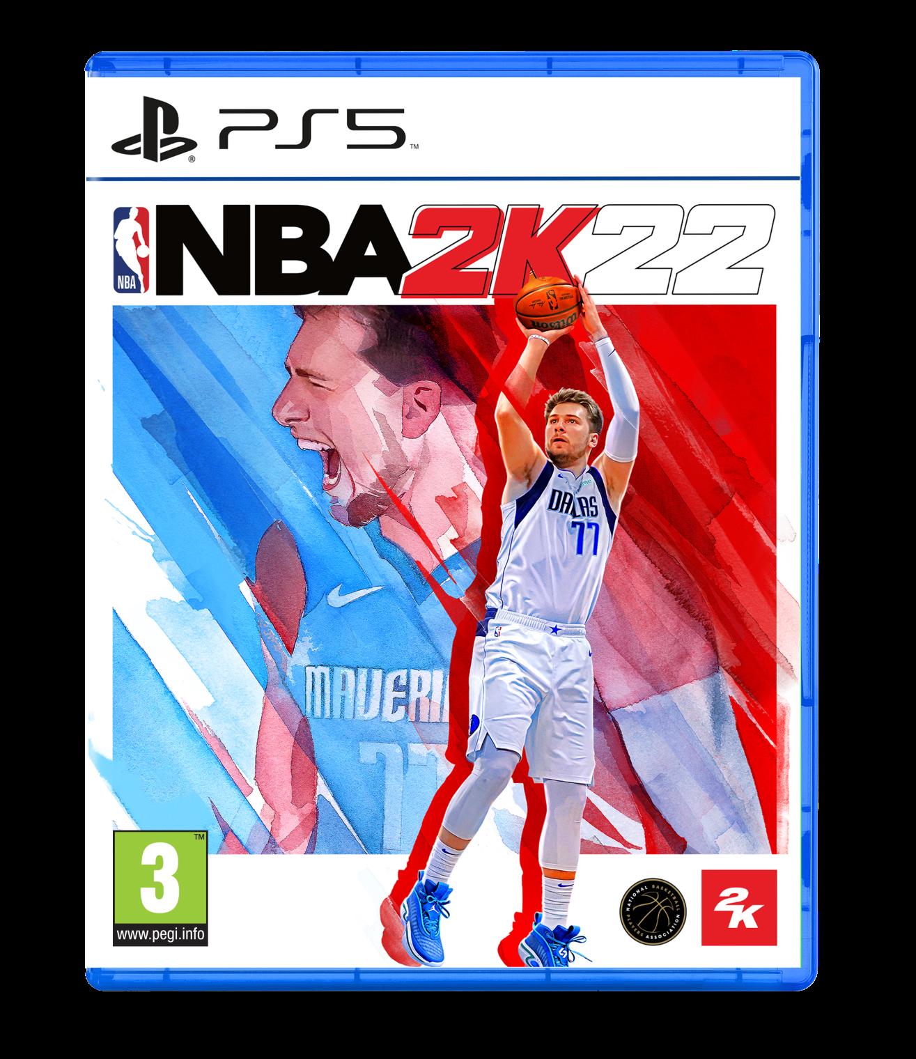 NBA 2K22 English (PS5)