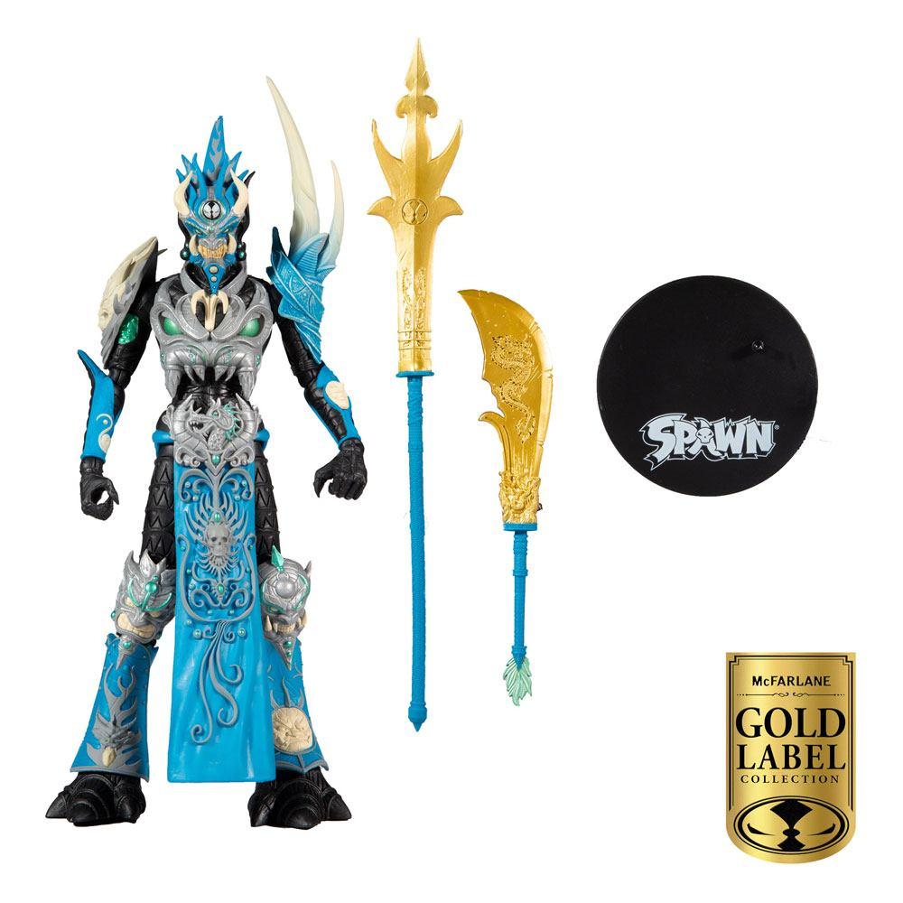 Spawn Action Figure Madarin Spawn Gold Label Series 18 cm