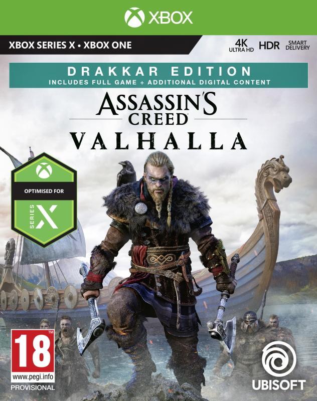 Assassin's Creed® Valhalla Drakkar Edition (XB1)