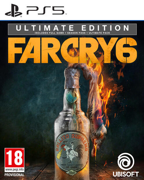 Far Cry 6 Ultimate Edition (PS5)
