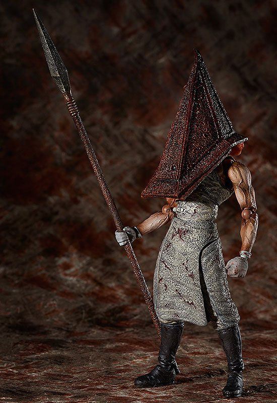 Silent Hill 2 Figma Action Figure Red Pyramid Thing 20 cm