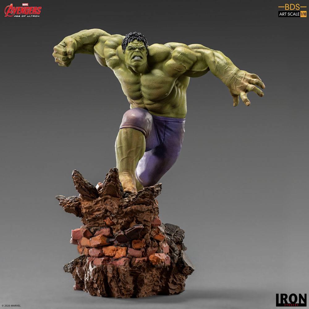 Avengers Age of Ultron BDS Art Scale Statue 1/10 Hulk 26 cm