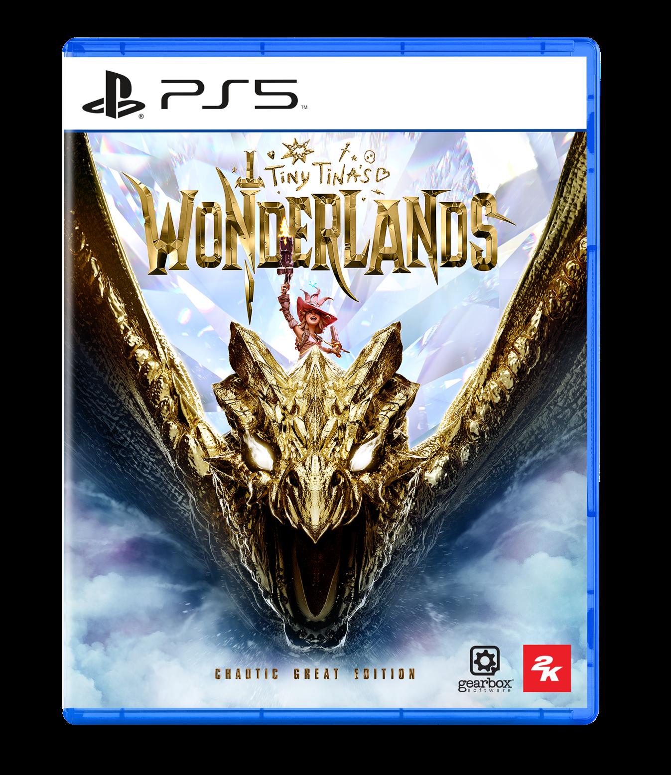 Tiny Tina's Wonderlands Chaotic Great Edition (PS5)