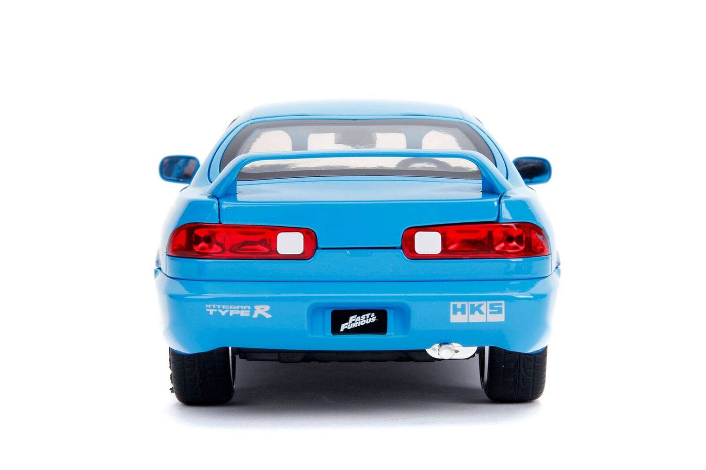 Fast & Furious 8 Diecast Model 1/24 Mia's 1995 Honda Integra Type R