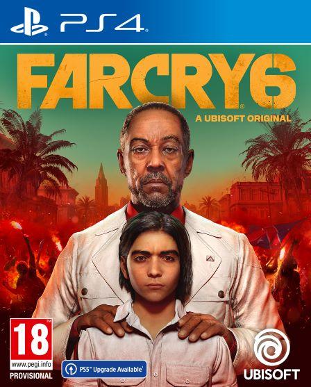 Far Cry 6 with pre-order bonus (PS4)