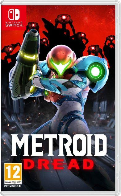 Metroid Dread (NS)