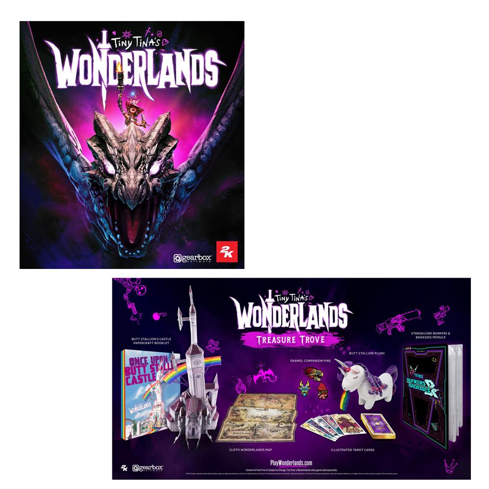 Tiny Tina's Wonderlands Treasure Trove with Game (PS4 / XB1)