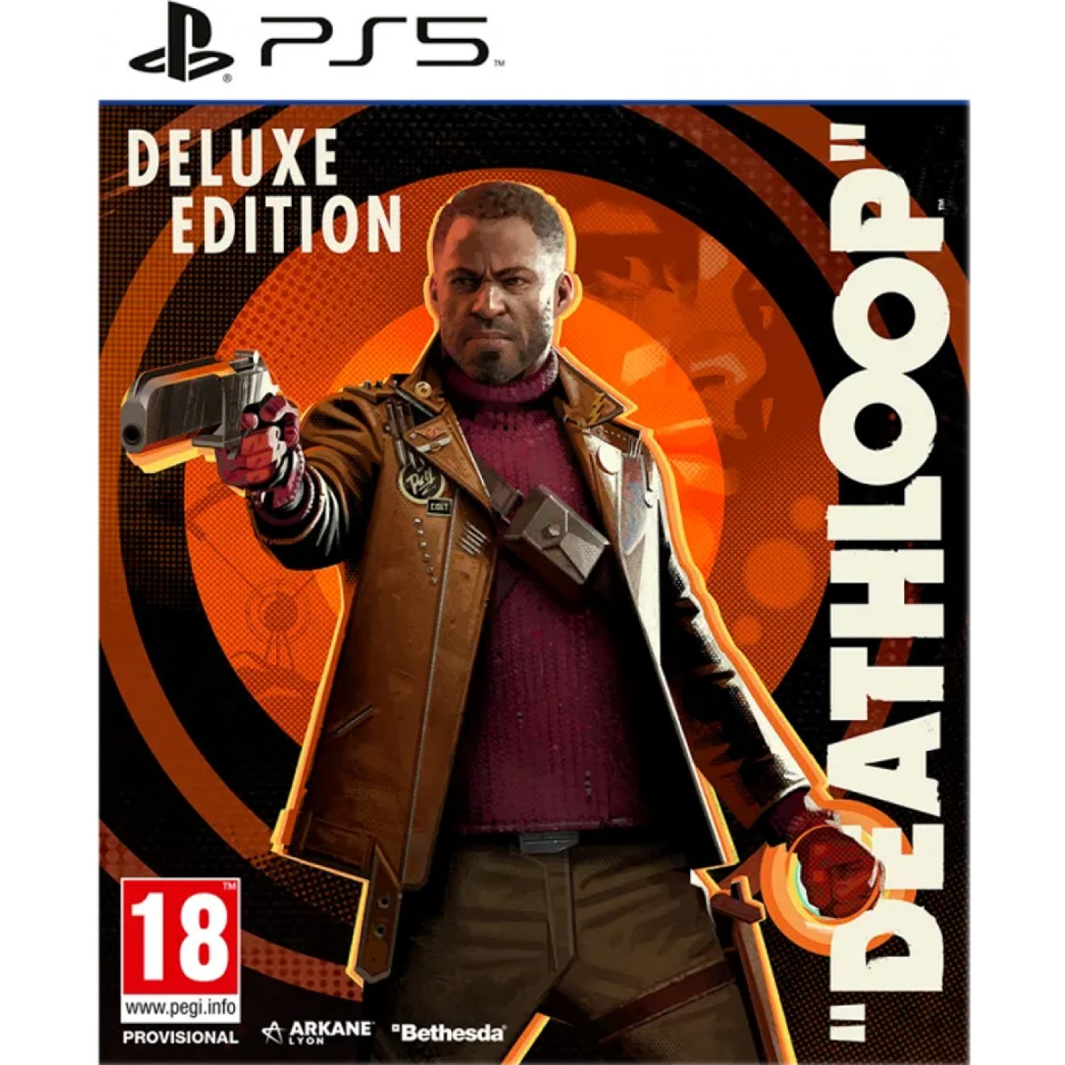Deathloop Deluxe Edition (PS5)
