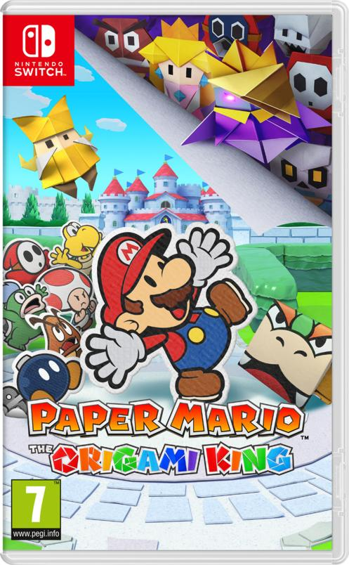 Paper Mario: The Origami King (NS)