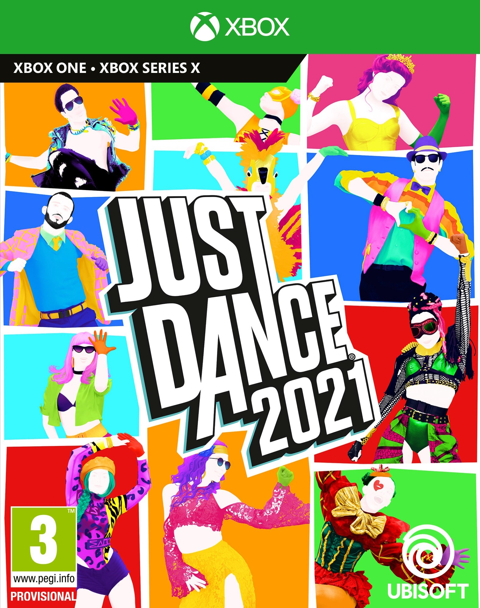 Just Dance 2021 (XB1/XBSX)